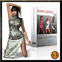 EASY DYNAMICS China Dress