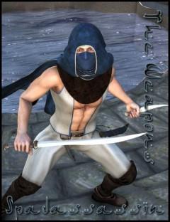 Spadassassin: The Weapon