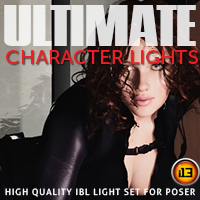 i13 ULTIMATE CHARACTER LIGHTS