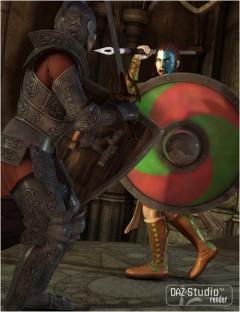 Fantasy Shields
