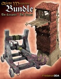 Siege Weapons Bundle