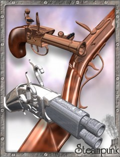 Flintlock Gun Pack