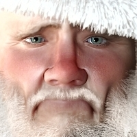 Senile Santa 4