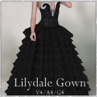 Lilydale Gown V4-A4-G4