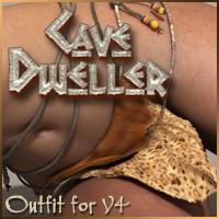 CaveDweller Clothing for V4