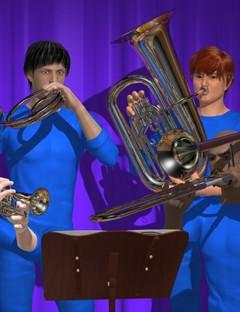 Genesis Musicians Brass Players M5