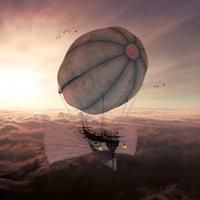 Real Wind Zeppelin