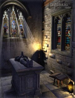 The Church Props