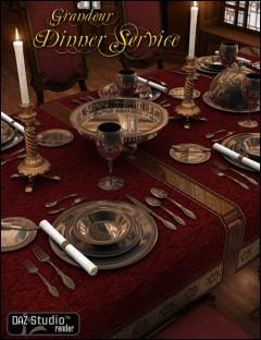 Grandeur Dinner Service