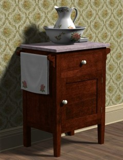 Old Fashioned Washstand