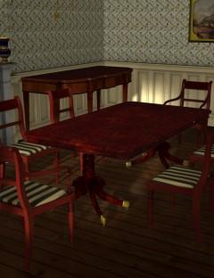 Regency Dining Furniture