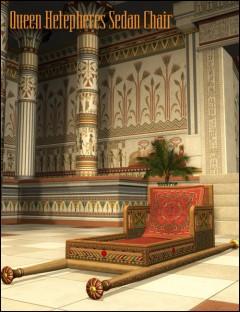 Queen Hetepheres' Sedan Chair