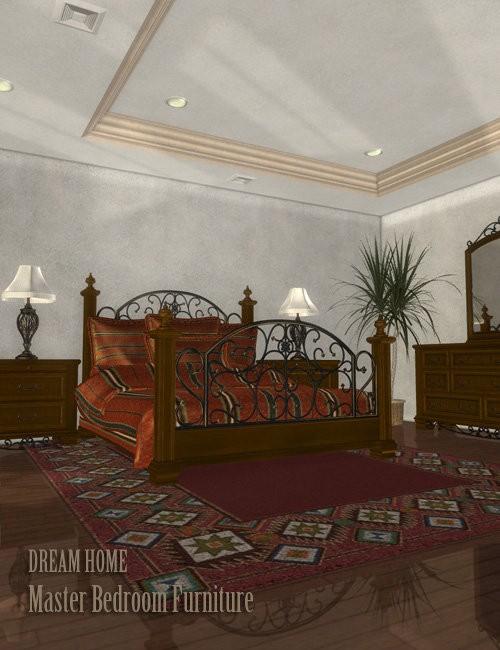 Dream Home : Master Bedroom Furniture