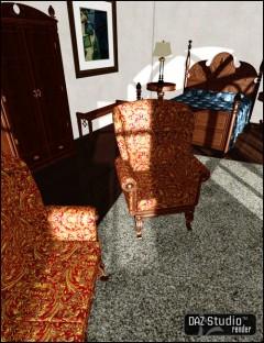 Regency Furniture Pack 2