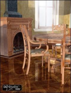 Regency Furniture Pack 1