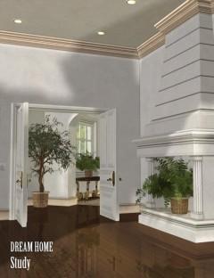Dream Home: The Study