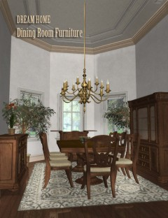 Dream Home: Dining Room Furniture - London