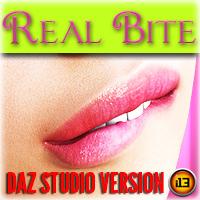 i13 REAL BITE Daz Studio Version