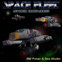 Space Ship Terran Snubb
