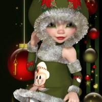 Kiki Christmas Belle