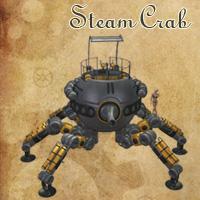 SteamCrab