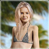 Slide3D Francesca Bikini