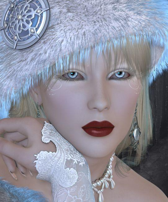 Fantasy Girls - Crystal