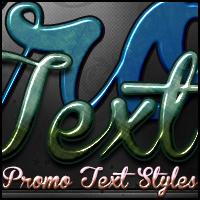 Promo Text Styles 01
