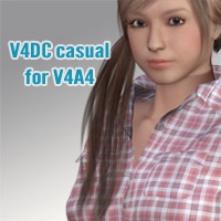 V4DC casual for V4A4