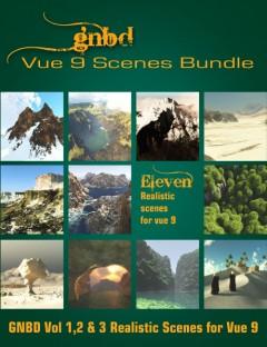 GNBD Vue 9 Scenes Bundle