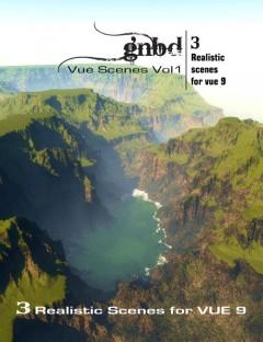 GNBD Vue Scenes Vol 1