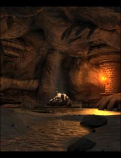 Strange Cave