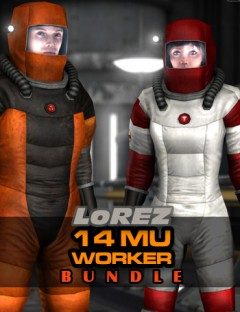 LoREZ 14MU Worker Bundle