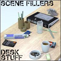 Scene Fillers- Desk Stuff