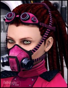 CyberXTech Dreads'n'Things for XTech Dreadlock Ponytail