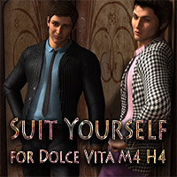 Suit Yourself for Dolce Vita M4