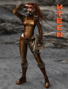 XTech Bundle for Genesis 2 Female(s)