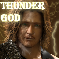 Thunder God for M4