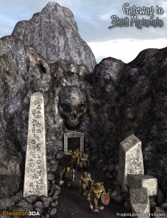 Gateway to Skull Mountain