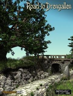 Road to Drengallen