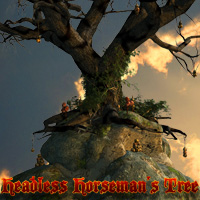 Headless Horsemans Tree
