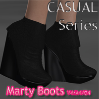 CASUAL Series: Marty Boots V4-A4-G4