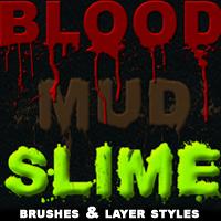 MK Blood Mud Slime