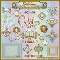 Birthstone Bling!: OCTOBER-OPAL