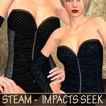 STEAM for Impacts: Seek