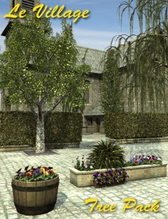 Le Village Tree Pack