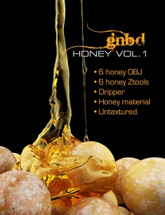 GNBD Honey Vol.1