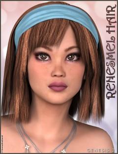 Renesmel Hair