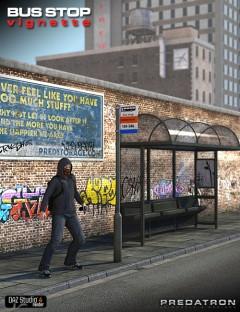 Bus Stop Vignette
