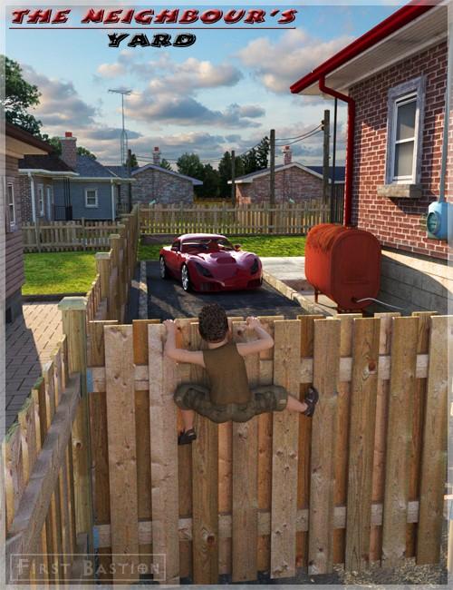 The Neighbour's Yard